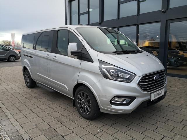 Ford Tourneo Custom - L2 2.0 TDCI Autom. Titanium X ACC