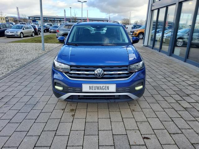 Volkswagen T-Cross - 1.0 TSI DSG Life Plus / Lane Assist