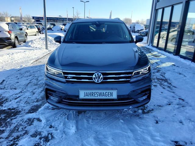 Volkswagen Tiguan Allspace - 1.5 TSI DSG Highline 7-Sitzer