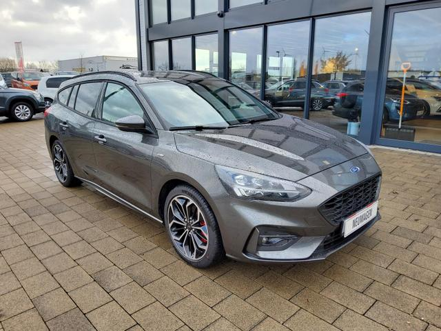 Lagerfahrzeug Ford Focus Turnier - 1.0 EB mHEV ST-Line X LED / Winter