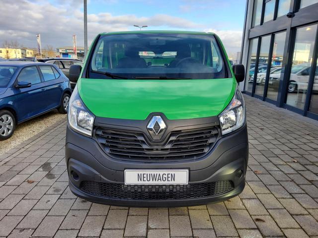 Renault Trafic - dCi 125 L2H1 Navi / Tempomat AHK PDC