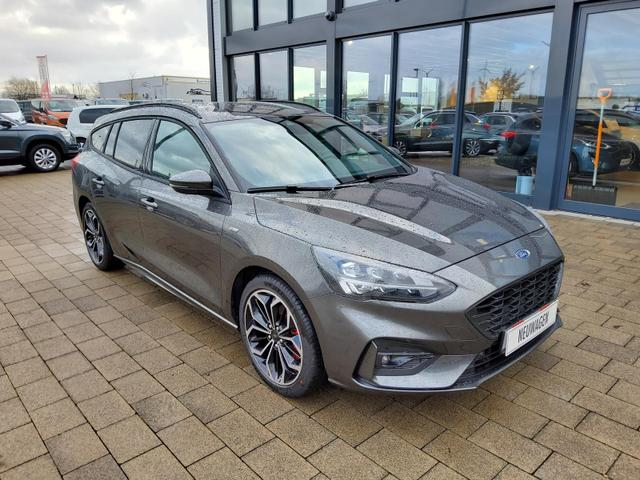 Ford Focus Turnier - 1.0 EB mHEV ST-Line X LED / Winter