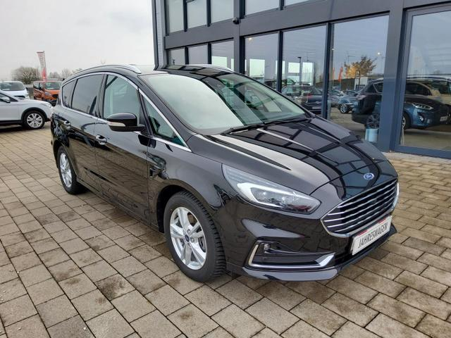 Ford S-MAX - 2.0 EcoBlue Autom. Titanium 7-Si / ACC/LED