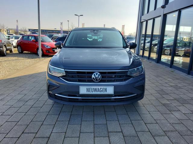 Volkswagen Tiguan - 1.5 TSI DSG Life Facelift / Navi SHZ