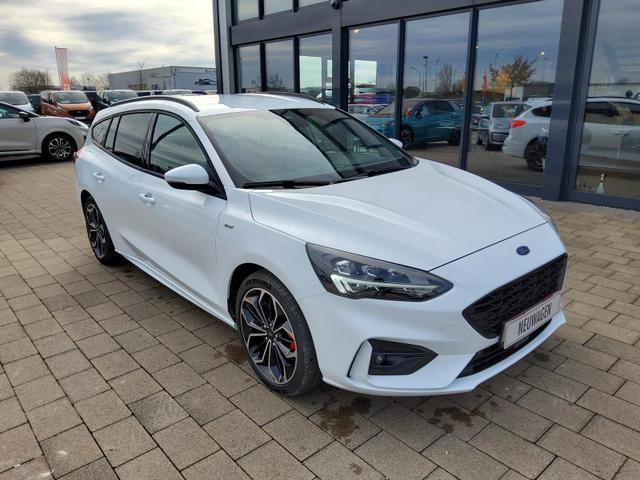 Ford Focus Turnier - 1.5 EB Autom. ST Line X Navi / LED