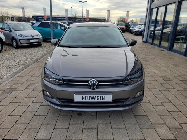 Volkswagen Polo - 1.0 TSI DSG Comfortline / Wlan AppConnect