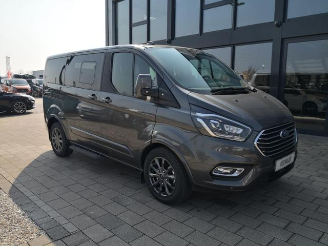 Lagerfahrzeug Ford Tourneo Custom - 2.0 TDCI MHEV Titanium X / Navi