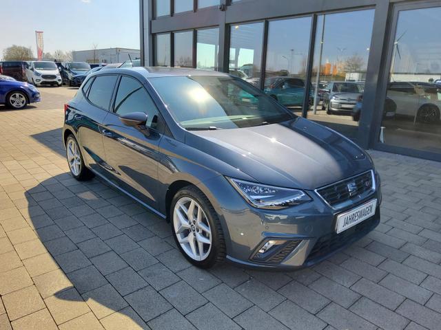 Gebrauchtfahrzeug Seat Ibiza - 1.0 TSI FR / Navi ACC 2-Z. Climatronic
