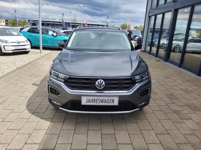 Volkswagen T-Roc - 1.5 TSI DSG Style / Navi AppConnect/ ACC