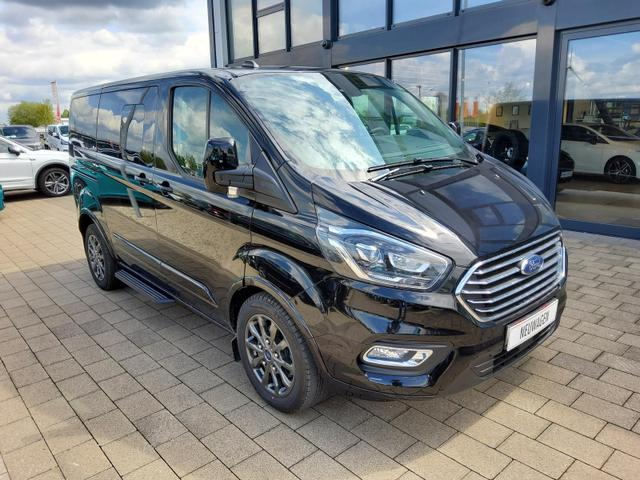 Lagerfahrzeug Ford Tourneo Custom - 2.0 TDCI Autom. Titanium X AHK