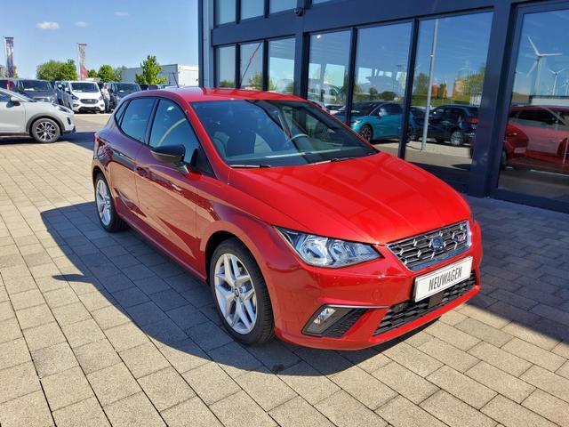 Seat Ibiza - 1.5 TSI DSG FR / FullLink Ambientebel.