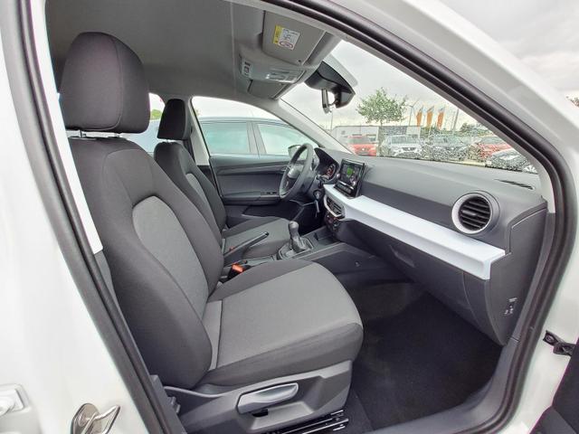 Lagerfahrzeug Seat Arona - 1.0 TSI Reference Facelift / Winterpaket