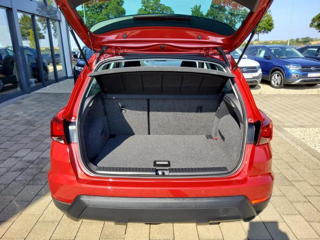 Gebrauchtfahrzeug Seat Arona - 1.0 TSI Style Plus / Navi LED Kamera