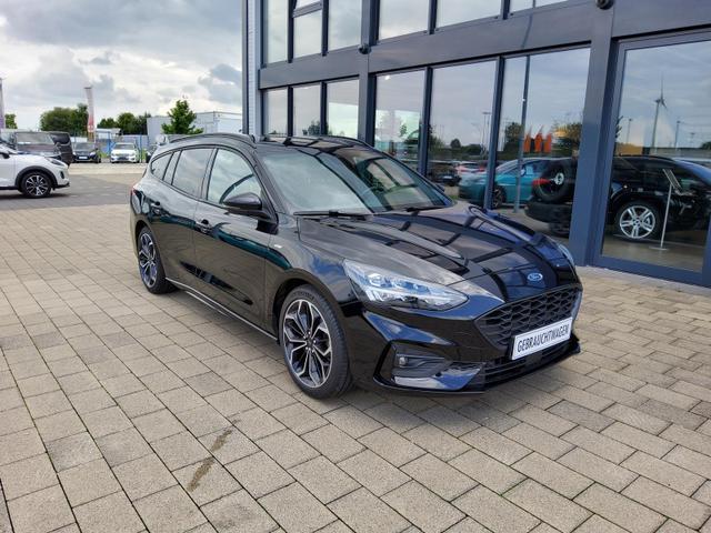 Gebrauchtfahrzeug Ford Focus Turnier - 1.0 EB mHEV ST-Line Key Free / DAB