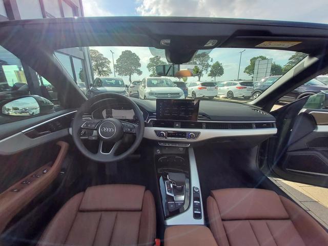 Audi A5 Cabriolet Cabrio 40TFSI S-tronic advanced /19Zoll / B&O