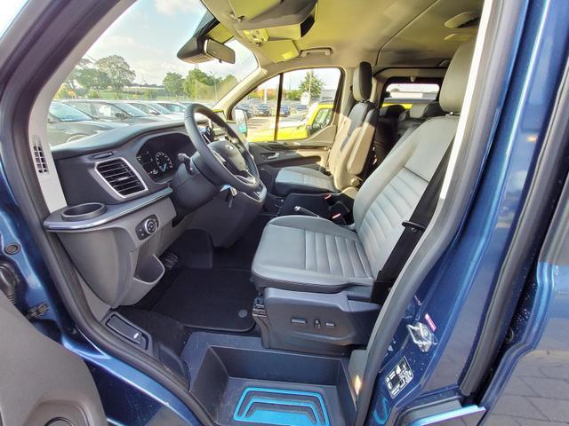 Ford Tourneo Custom - L2 2.0 TDCi MHEV Titanium X Navi