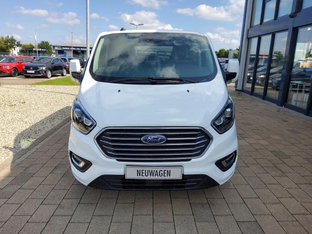 Ford Tourneo Custom - L1 2.0 TDCi MHEV Titanium X Navi