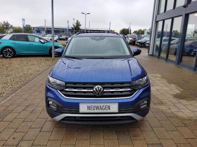 Volkswagen T-Cross - 1.0 TSI Life / SideAssist LaneAssist