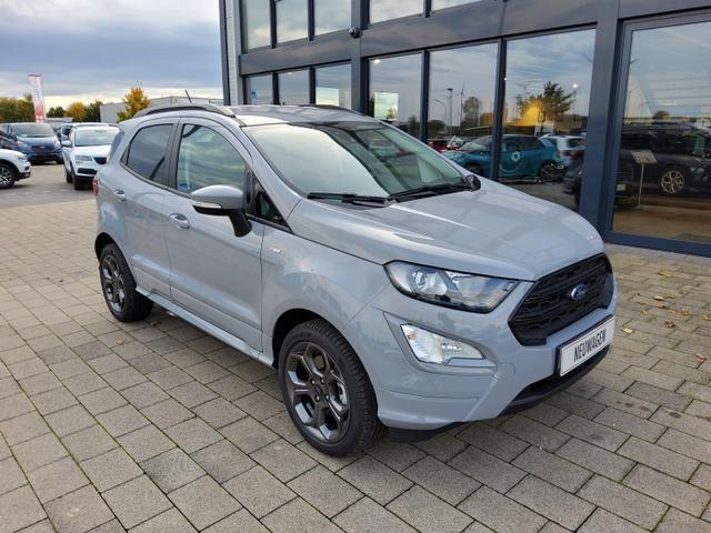 Lagerfahrzeug Ford EcoSport - 1.0 EcoBoost ST-Line / LED DAB PDC