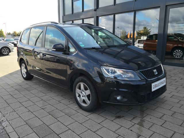 Gebrauchtfahrzeug Seat Alhambra - 1.4 TSI 7-Si. Navi / nur Händler/Expo