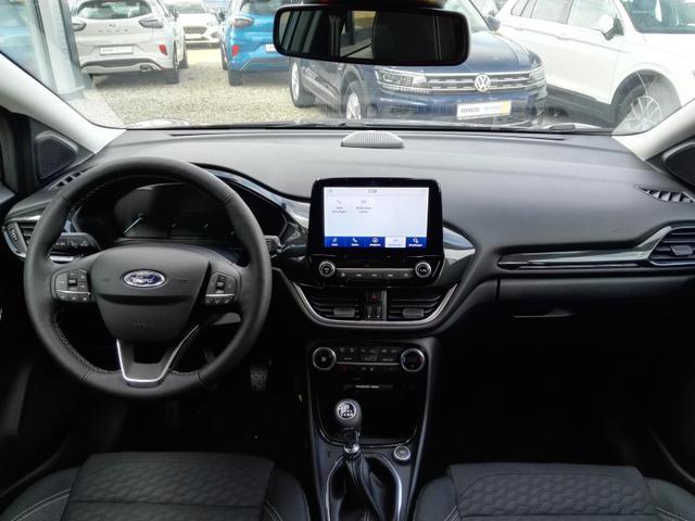Ford Puma 1.0 EcoBoost MHEV Titanium LED / Navi DAB