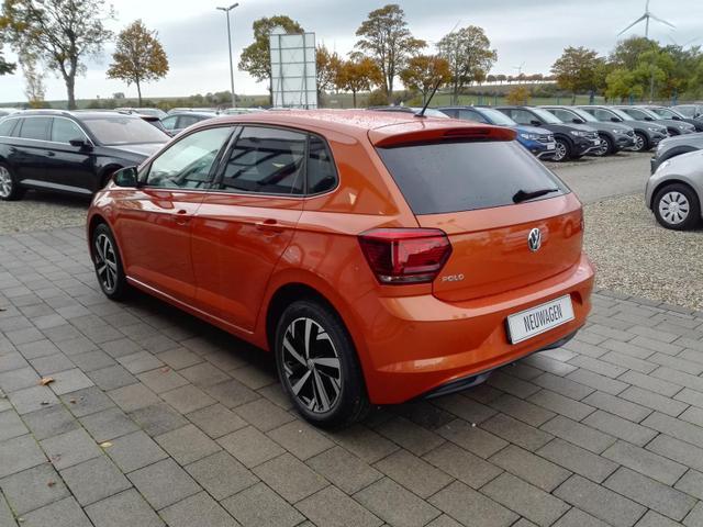 Volkswagen Polo 1.0 TSI Comfortline LED / Alu FrontAssist