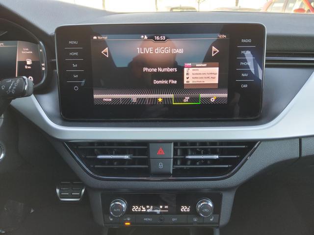 Kamiq 1.0 TSI DSG Sport Navi / Virtual Cockpit