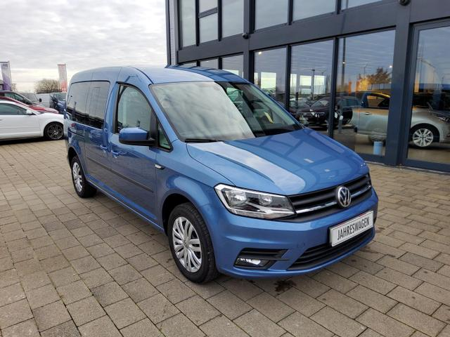 Volkswagen Caddy Maxi - 2.0 TDI 7-Si. Navi / Front Assist