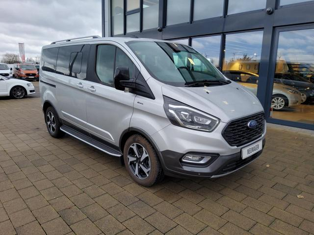 Ford Tourneo Custom - 2.0 TDCI MHEV Active / Navi DAB