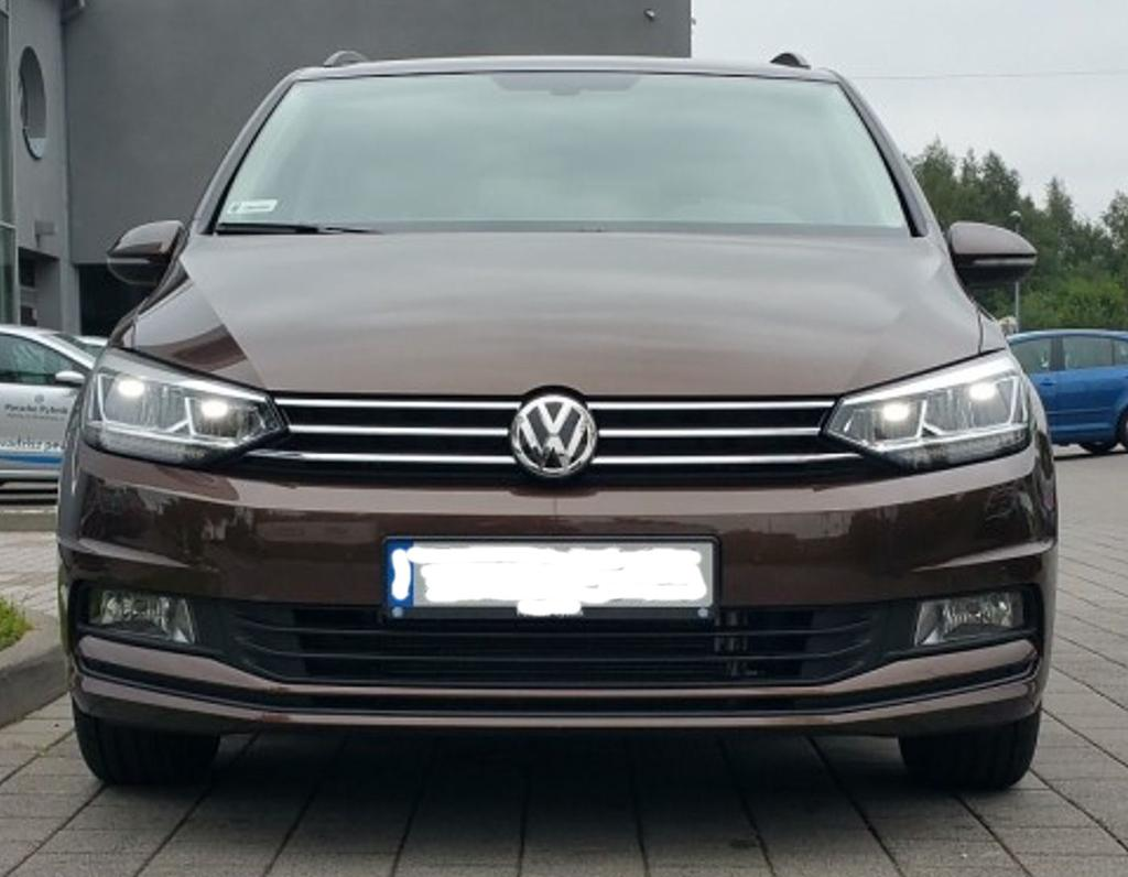 volkswagen touran comfortline 1 4 tsi 150 ps dsg auto goldammer. Black Bedroom Furniture Sets. Home Design Ideas