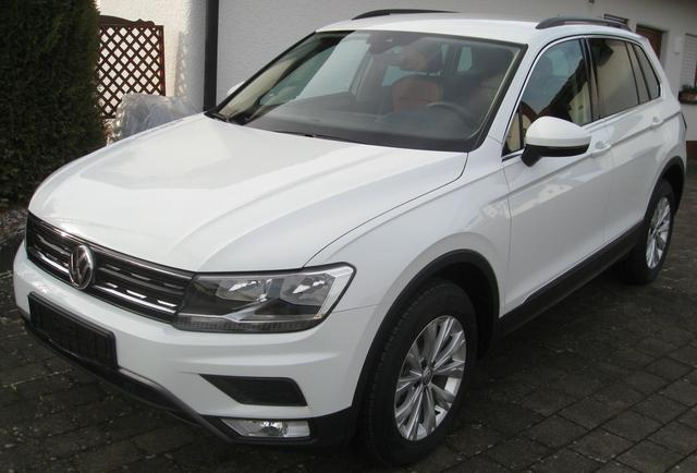 Volkswagen Tiguan - CL Business 2.0 TDi 150 PS 4Motion DSG-7, LED, Parkpilot, Kamera, Sitzheizung....