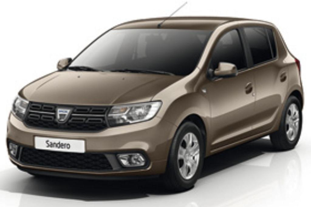 dacia sandero essentiel sce 75 auto goldammer. Black Bedroom Furniture Sets. Home Design Ideas