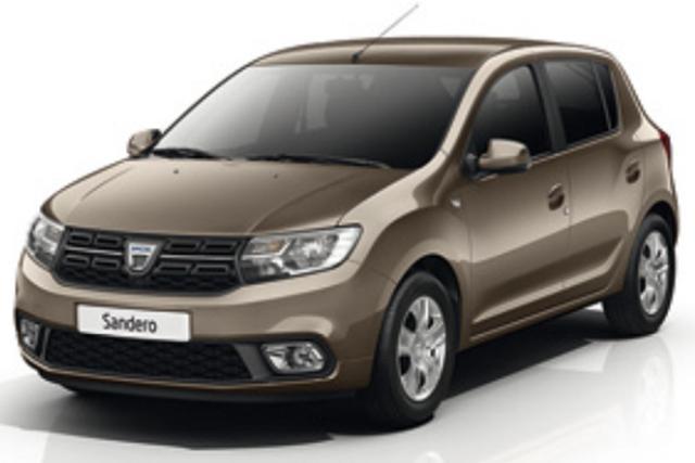 Dacia Sandero - Comfort SCe 75, Klima, Nebelscheinwerfer, Radio, ZV-fern..