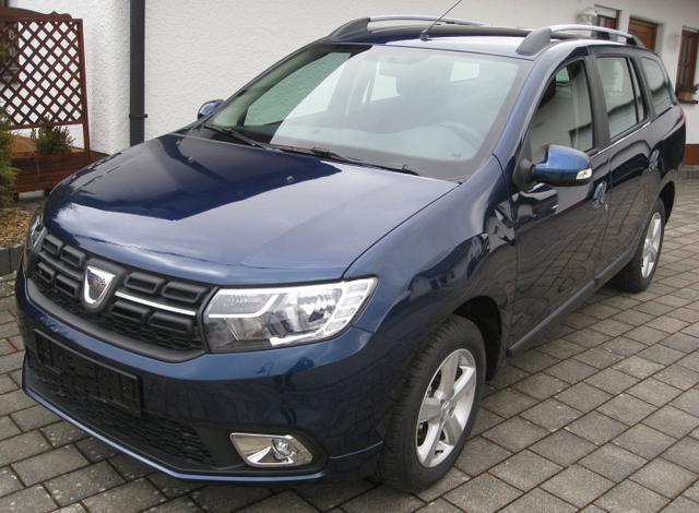 Dacia Logan MCV - Essential SCe 75, Radio, el. Fensterheber, Dachreling, Nebelscheinwerfer, ZV-fern.. - Bestellfahrzeug frei konfigurierbar