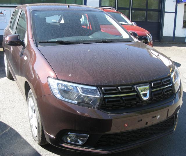 Dacia Sandero - Essential SCe 75, Nebelscheinwerfer, Radio, ZV-fern..