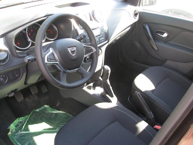 Bestellfahrzeug, konfigurierbar Dacia Sandero - Essential SCe 75, Radio, ZV-fern..