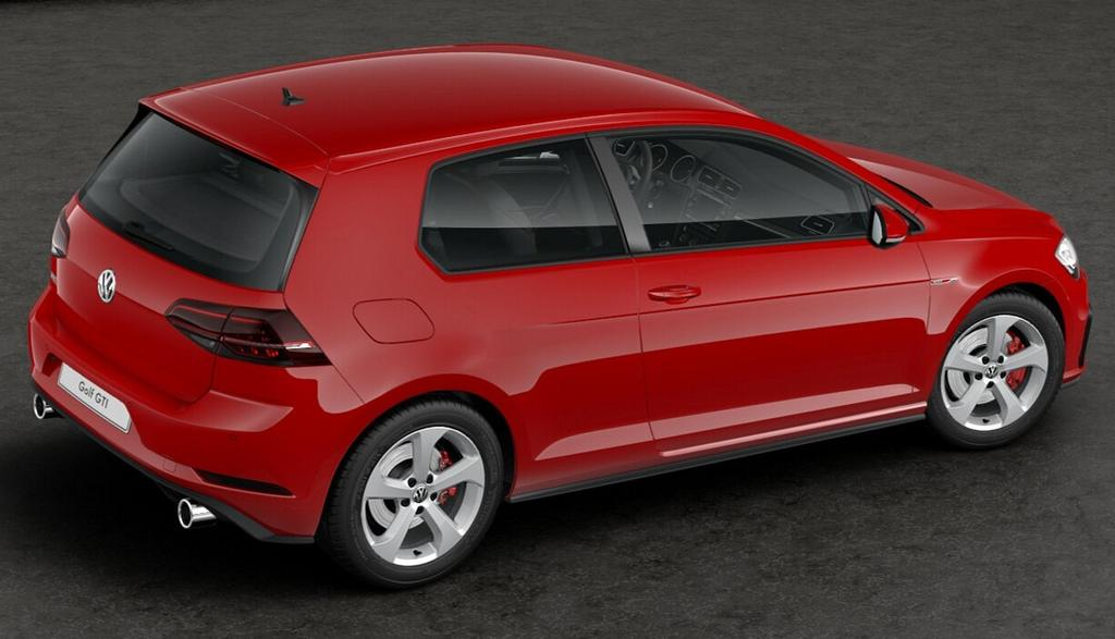 volkswagen golf gti performance 2 0 tsi 245 ps 7 gang. Black Bedroom Furniture Sets. Home Design Ideas