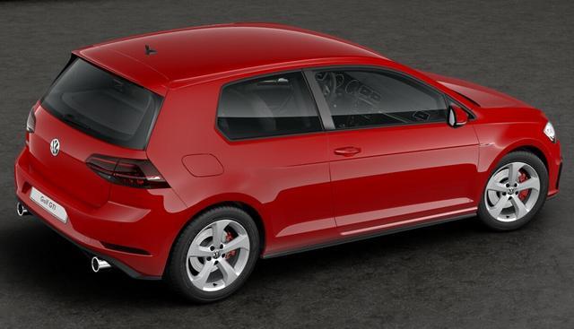 Volkswagen Golf - GTI Performance 2.0 TSi 245 PS, 7-Gang-DSG