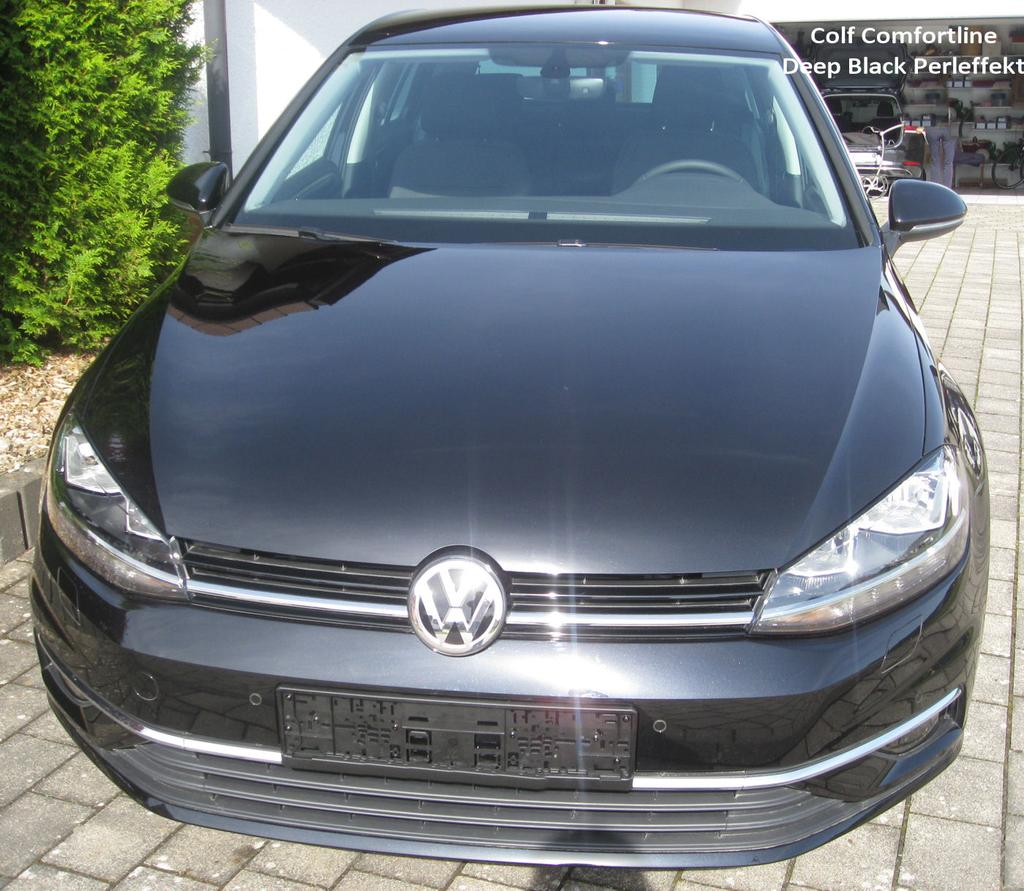 volkswagen golf comfortline plus 1 5 tsi 130 ps mj 19 auto goldammer. Black Bedroom Furniture Sets. Home Design Ideas