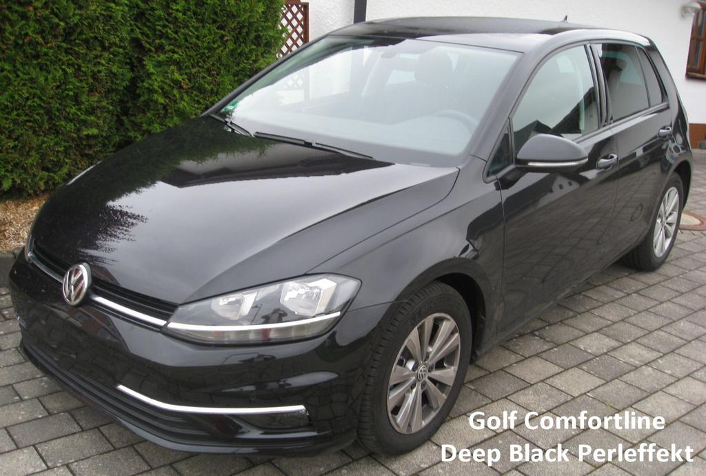 volkswagen golf comfort 1 0 tsi 115 ps mj 19. Black Bedroom Furniture Sets. Home Design Ideas