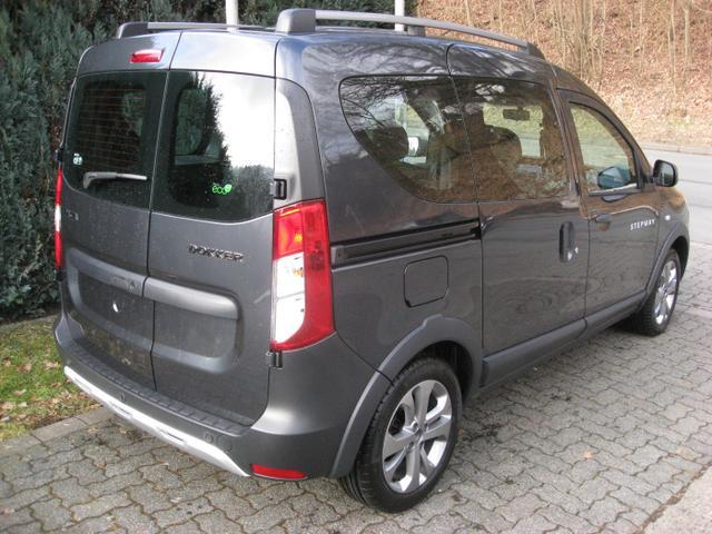 Dacia Dokker - Stepway