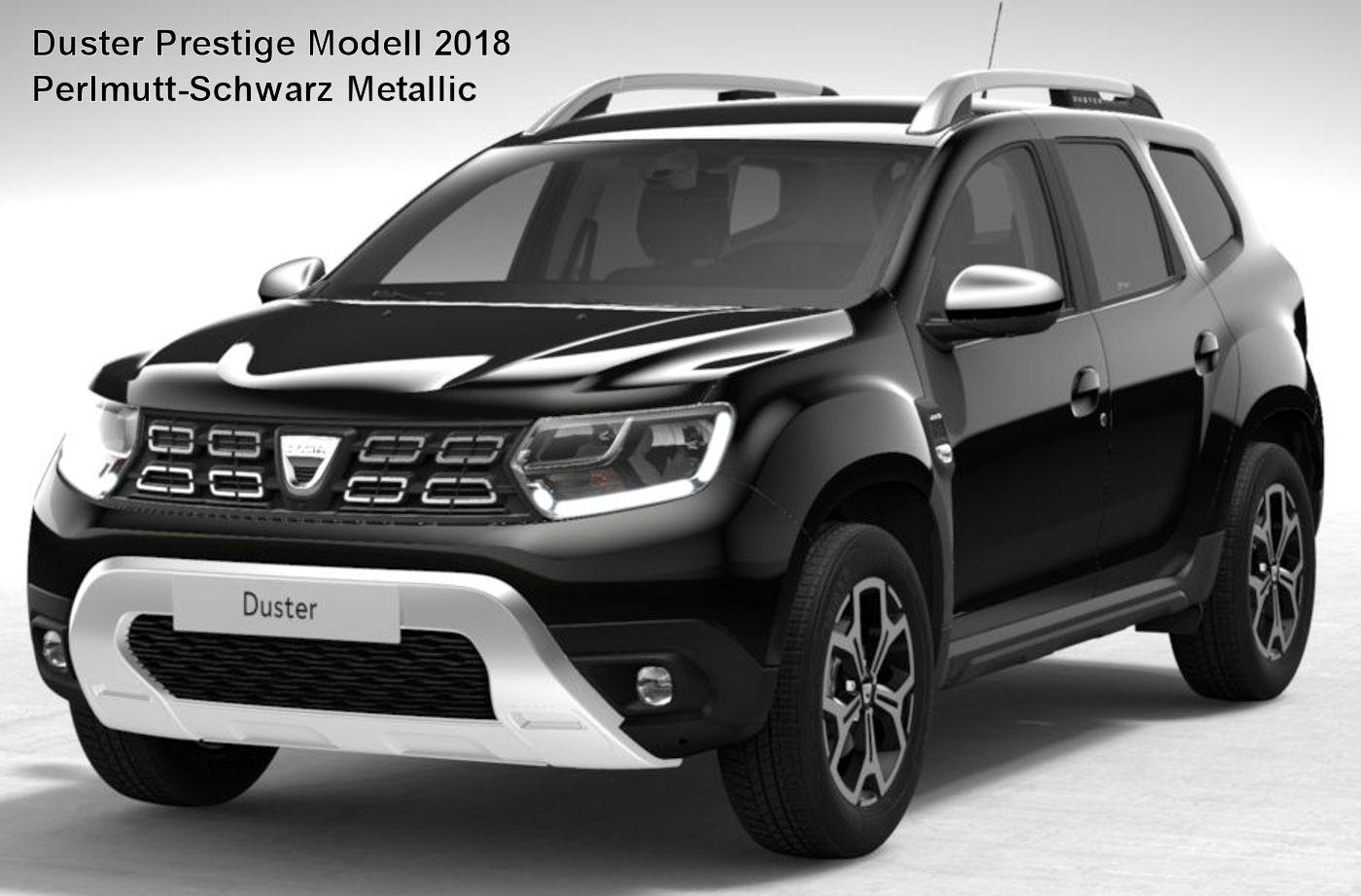 dacia duster prestige tce 125 allrad auto goldammer. Black Bedroom Furniture Sets. Home Design Ideas