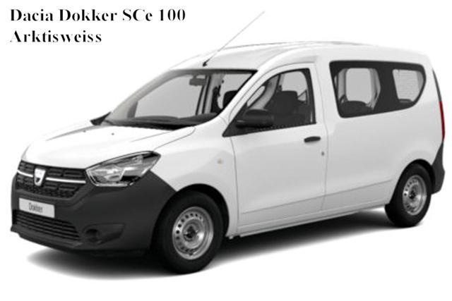 Dacia Dokker - Access SCe 100