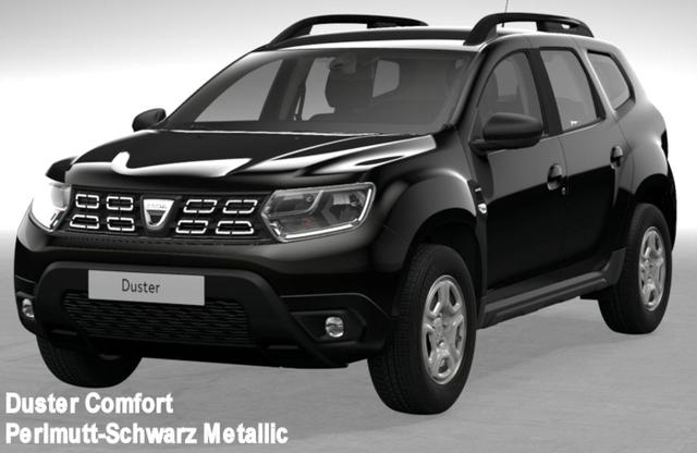 Dacia Duster - Comfort Blue dCi 115 Allrad