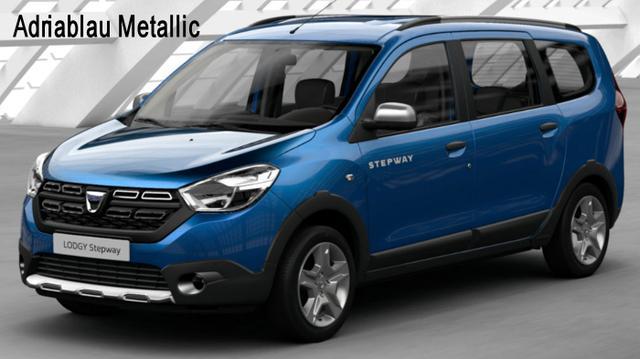 Dacia Lodgy - Stepway SCe 100 7-Sitzer