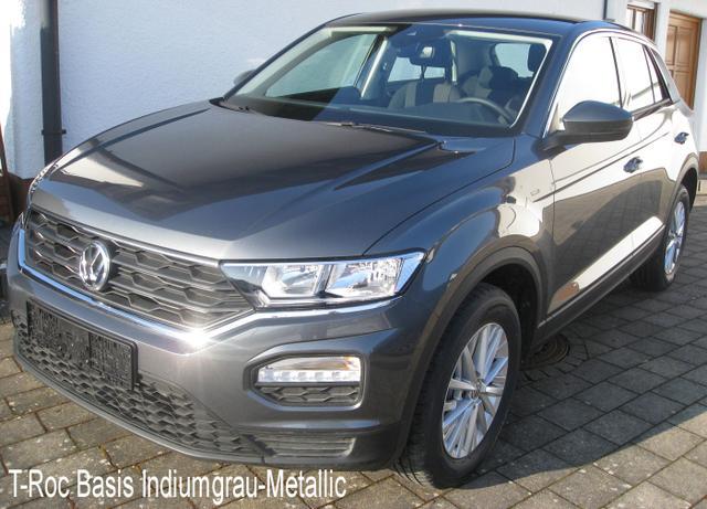 Volkswagen T-Roc - Advance 1.5 TSi 150 PS DSG, Alus, Alarm, Lederlenkrad...