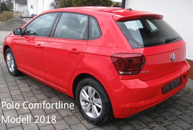 Volkswagen Polo - Comfortline 1.0 TSi 95 PS, Alus, Radio Media, Sitzheizung, Parkpilot...