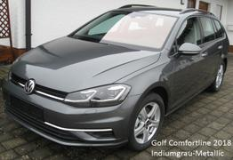 Golf Variant - Comfortline 1.5 TSi 130 PS, LED, Navi, App Connect, EPH, ACC, Sitzheizung..