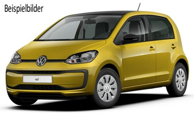 Volkswagen up! - Move 1.0 60 PS, 5-Türer, Klima, Radio, ZV, el. Fenster..