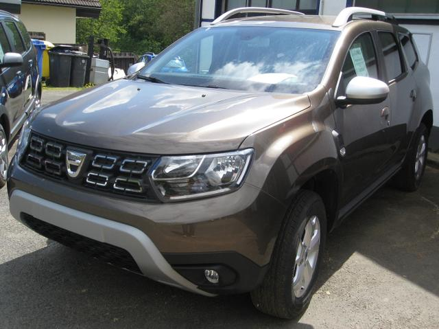 Dacia Duster - Comfort SCe 115 LPG, Klima, 4xel. FH, Radio, Bluetooth, Tempomat, Nebel, ZV-fern...